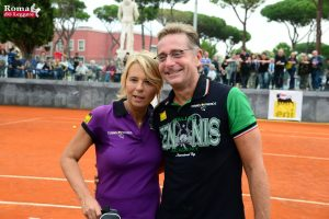 Tennis & Friends, Bonolis e De Filippi