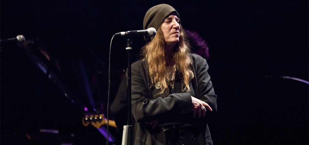 Patti Smith a Roma con Grateful all'Auditorium Parco della Musica