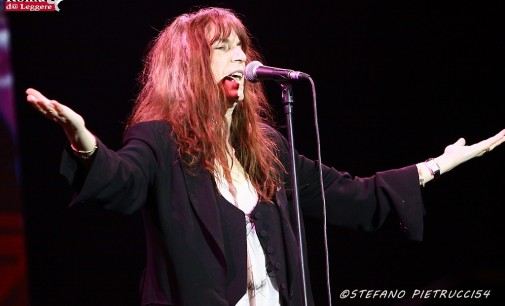 """My Festival: """"Words and music"""" con The Patti Smith Family"""