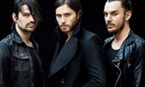 30 Seconds to Mars headliner a Rock in Roma
