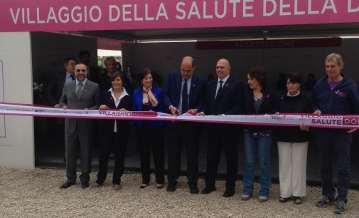 Race For The Cure Roma, con Zingaretti inaugurato il Village | FOTO