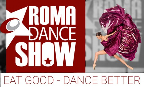 Roma Dance Show 2015: eat good, dance better!
