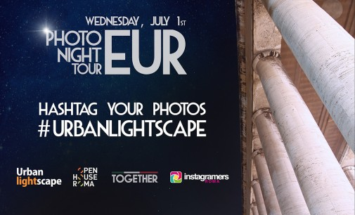 EUR Photo Night Tour nella Città Eterna