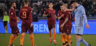 Tabellino Shakhtar Donetsk-Roma 2-1, giallorossi a due facce