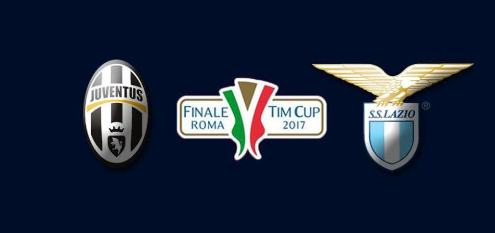 Coppa Italia Juventus-Lazio: all'Olimpico è tutto pronto