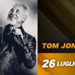 Tom Jones a Roma, la leggenda vivente live all'Auditorium Parco della Musica