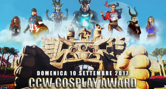Cosplay a Cinecittà World, la festa a Roma di super Eroi e personaggi del cinema