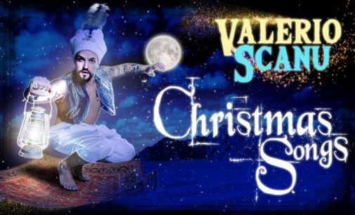 Valerio Scanu a Roma, Christmas Songs all'Auditorium Parco della Musica